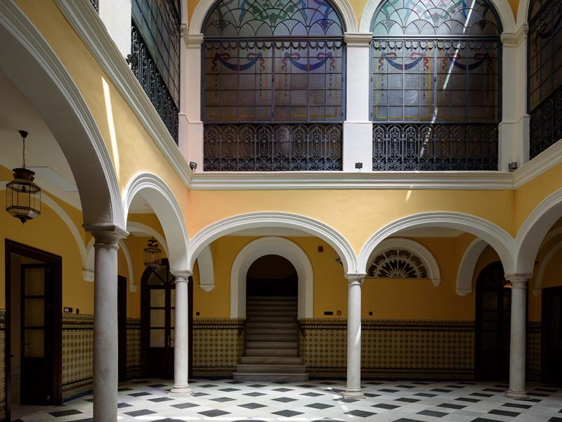 Casa San Juan en Sanlúcar de Barrameda - Edificio Singular - Grupo Soluciones
