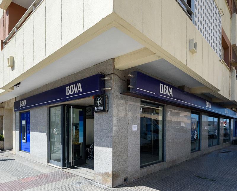 Oficina bancaria - Grupo Soluciones