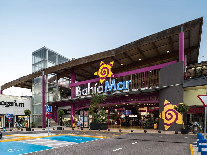 Centro comercial Bahía Mar - Grupo Soluciones